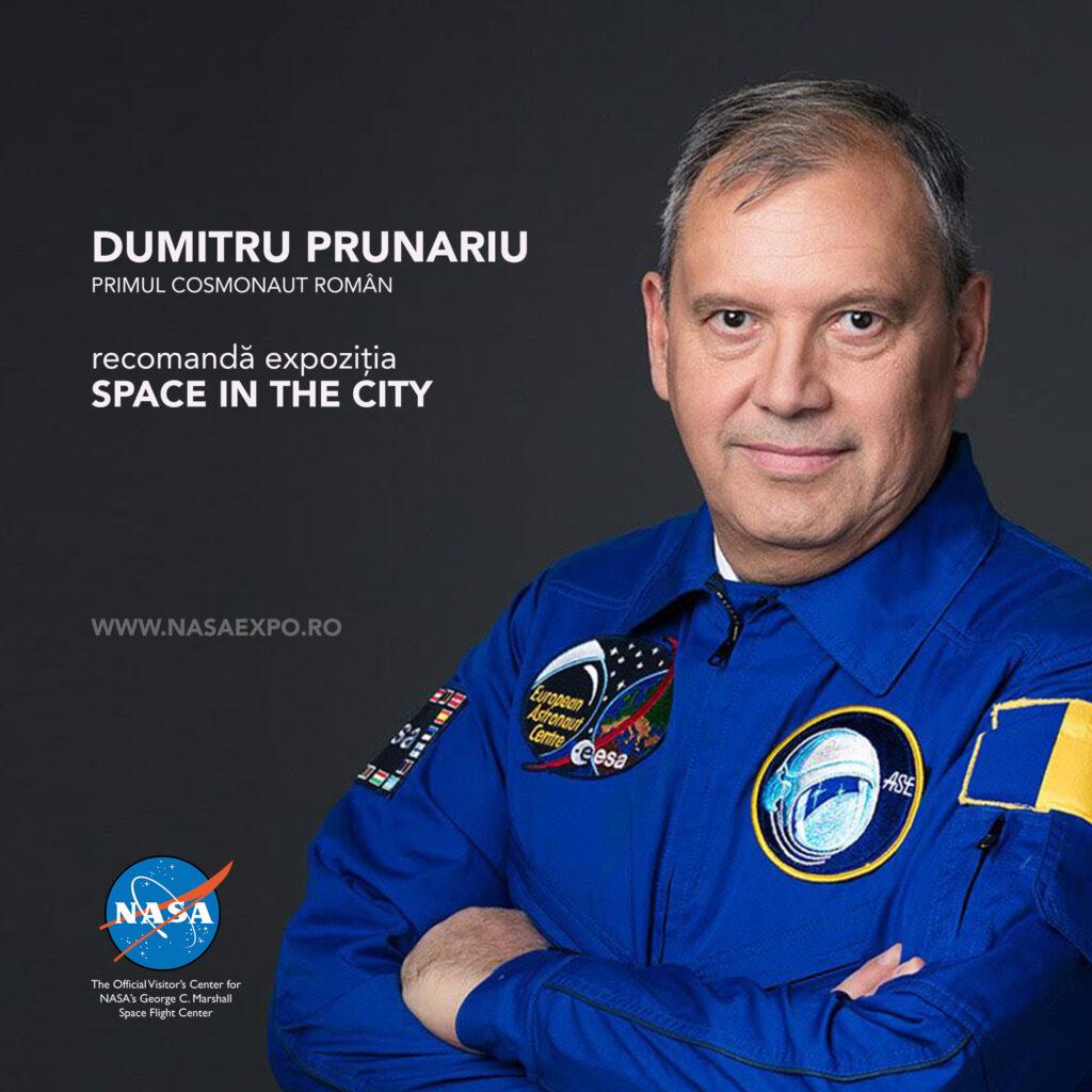Space in the City - EXPERIENȚA SPAȚIALĂ INTERNAȚIONALĂ